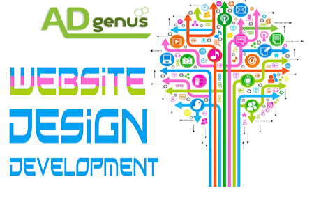 ADgenus Website Design & Development